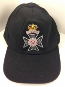 Cotton baseball hat  Kings Royal Rifle Corps